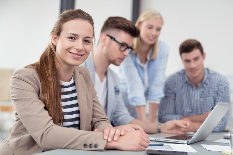 Student szuka pracy